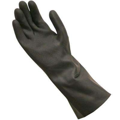 Long Cuff Medium Neoprene Cleaning Gloves