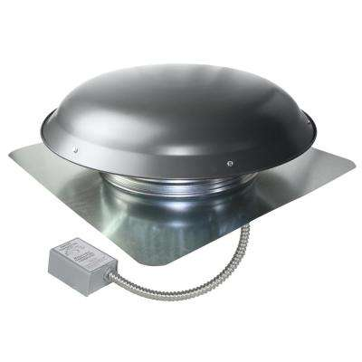 Ventamatic Roof Mount Attic Fan Attic Fans The Home Depot