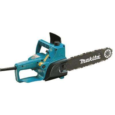11-3/4 in. 11.5 Amp Corded Electric Rear Handle Chainsaw