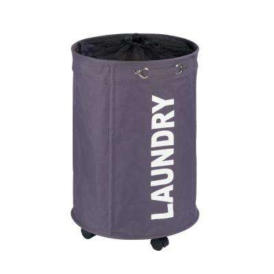 Rondo Grey Laundry Hamper