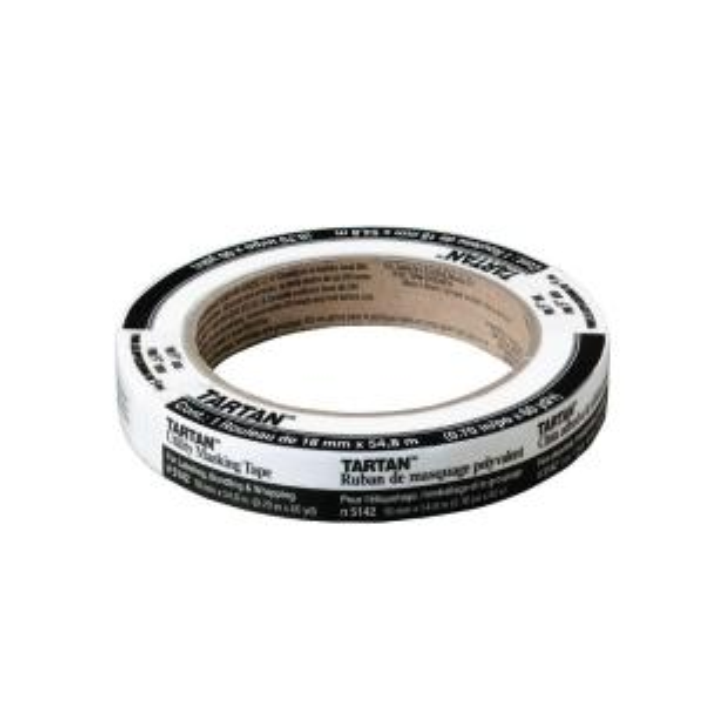 3M Tartan 0.70 inch x 60 yds. Utility Masking Tape by 3M