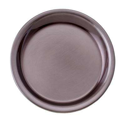 Gunmetal Beverage Coasters (Set of 4)