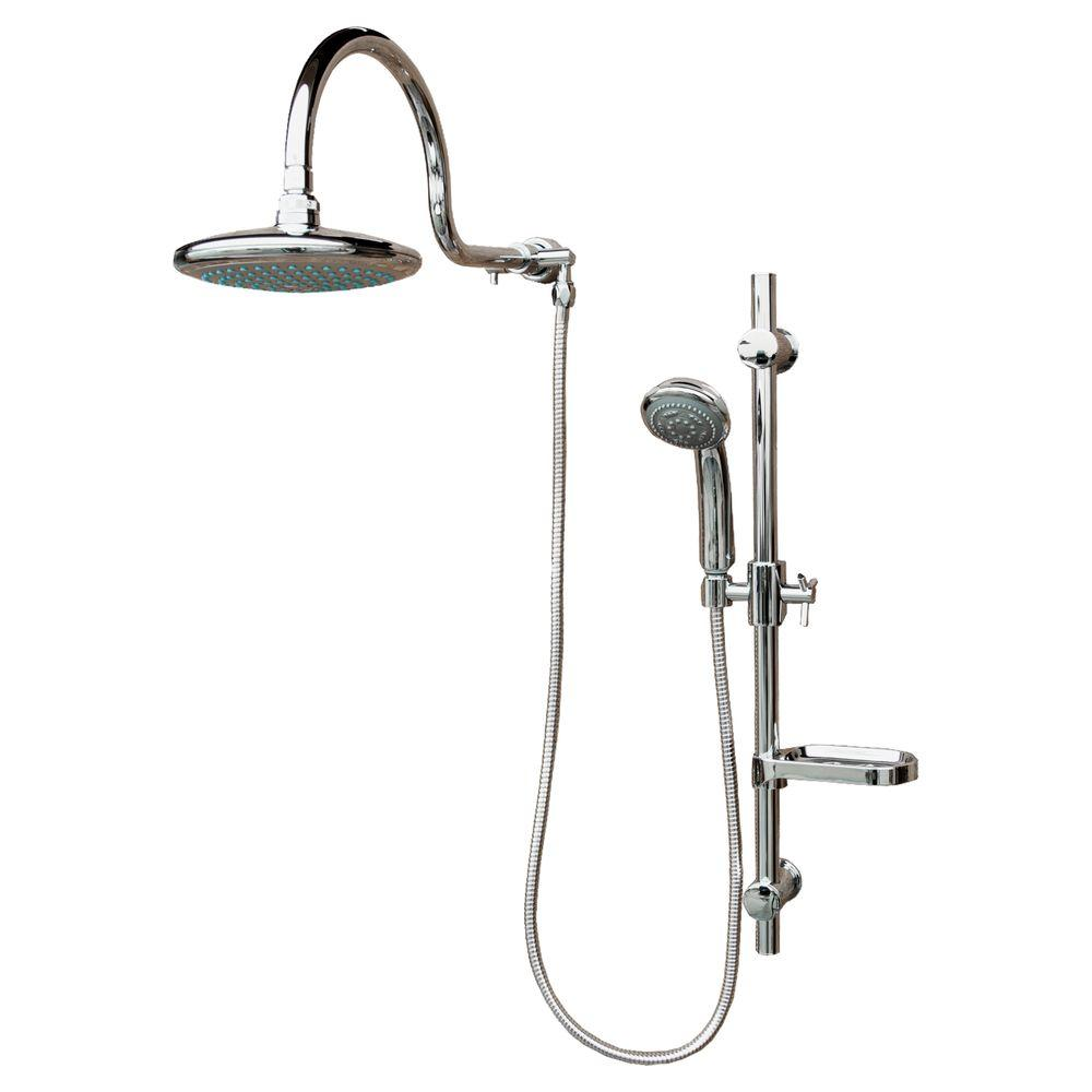 Home Depot Dual Shower Head - Home Design Ideas and Pictures