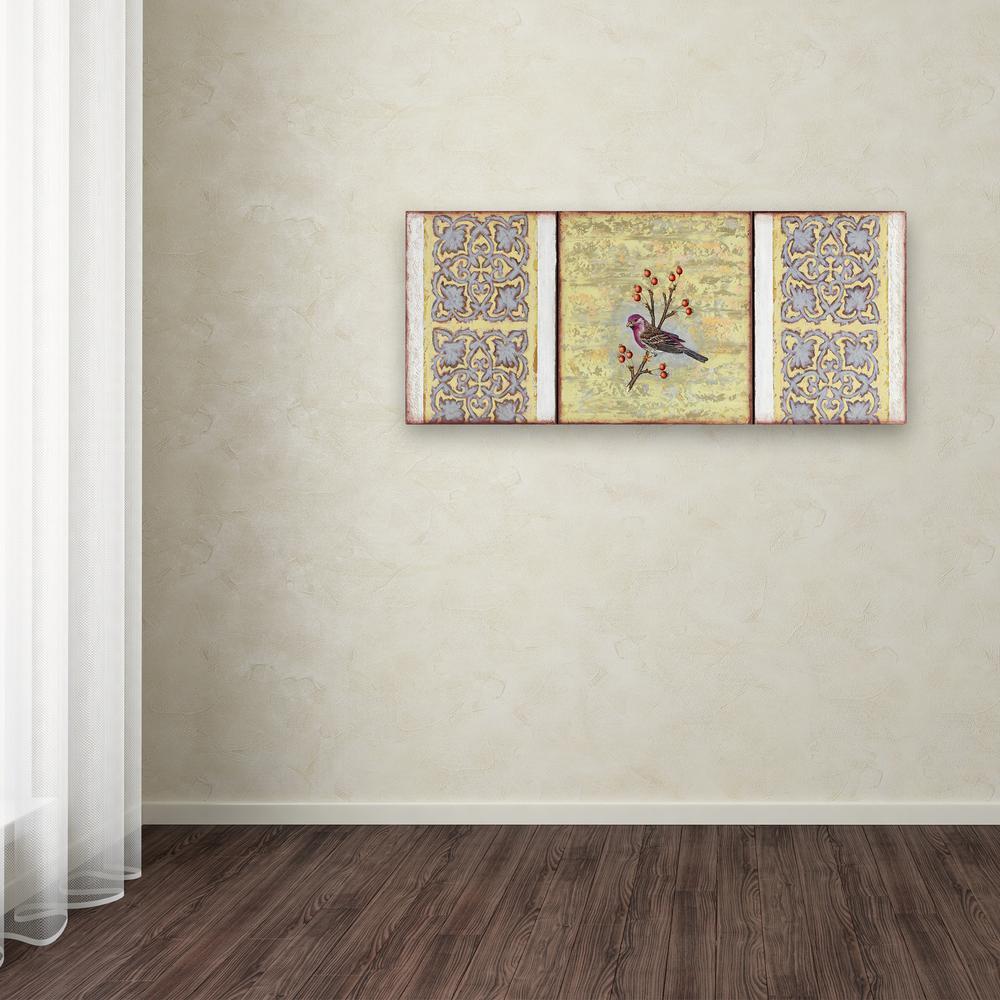 Trademark Fine Art 14 in. x 32 in. \