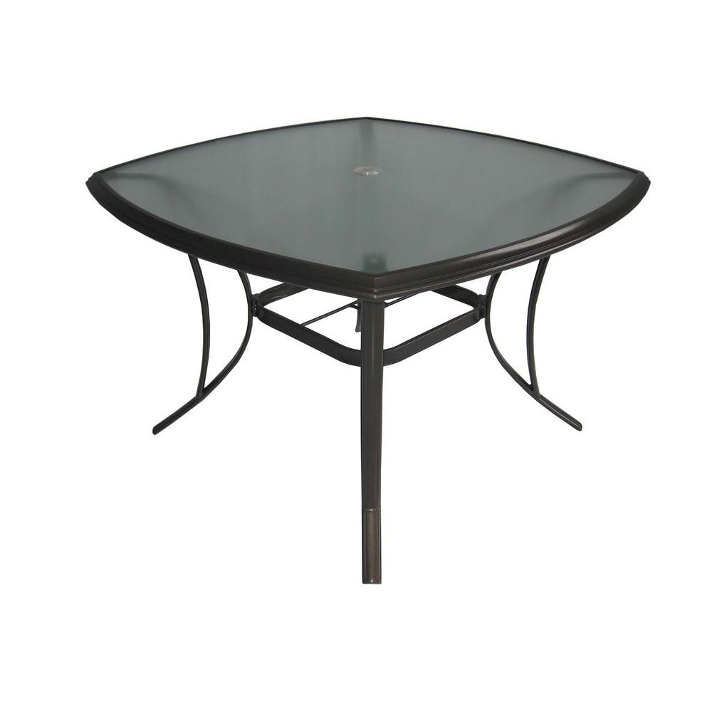 Martha Stewart Living Grand Bank 44 In. Patio Dining Table