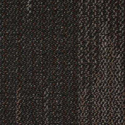 Liberty Wrought Iron Loop 19.7 in. x 19.7 in. Carpet Tile (20 Tiles/Case)