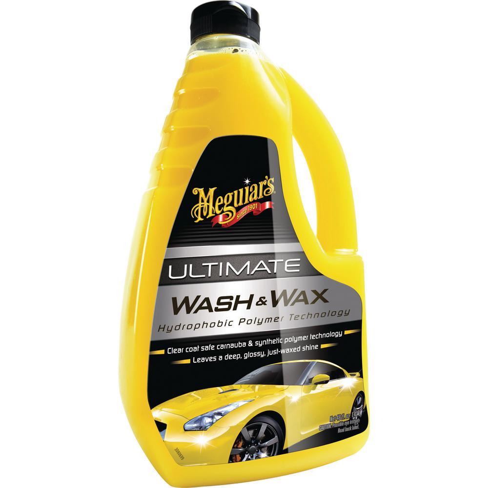 48 oz. Ultimate Wash and Wax