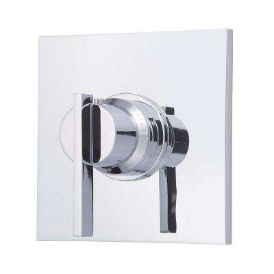 Sirius 3/4 in. Thermostatic Shower Valve Trim Only in Chrome