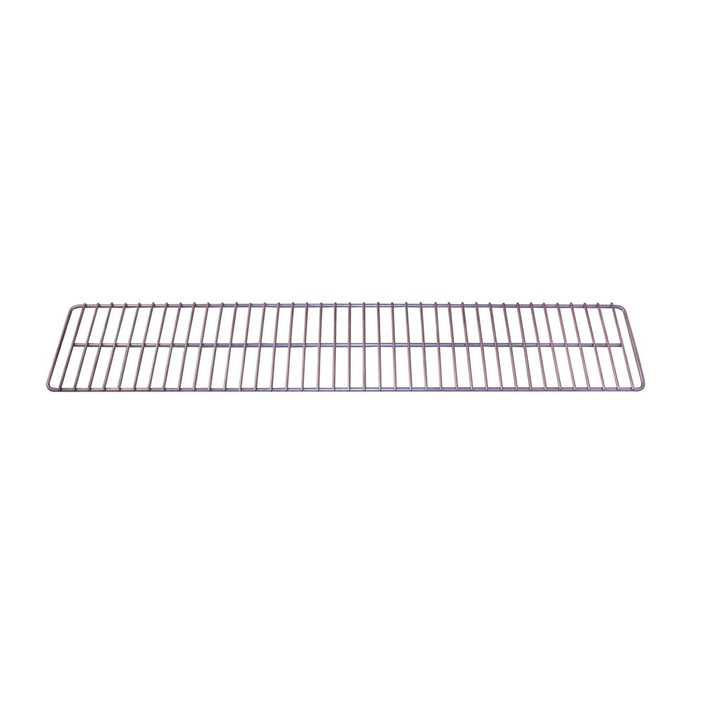 KitchenAid 31 in. x 6 in. Stainless Steel Warming Rack Renew your KitchenAid gas grill with a replacement stainless steel warming rack. Replacement cooking grate for KitchenAid model 720-0826. Freshen the look and performance of your warming rack, to enhance the life span of your KitchenAid grill. Package consists of 1 stainless steel warming rack.