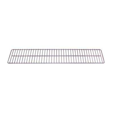 31 in. x 6 in. Stainless Steel Warming Rack