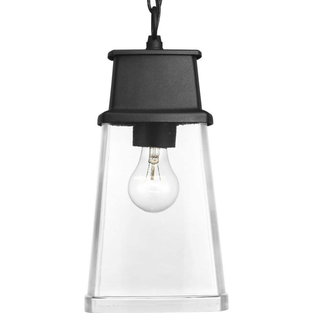 Greene Ridge 1-Light Black Outdoor Hanging Lantern