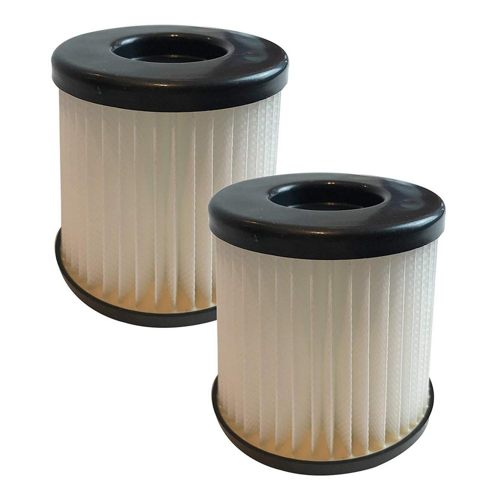 HEPA Style F62 Vacuum Filters Replacement for Dirt DevilPart 440001893 (2-Pack)