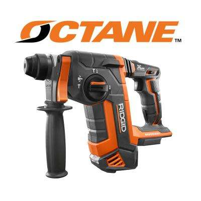 18-Volt Cordless Brushless OCTANE™ 1 in. SDS-Plus Rotary Hammer (Tool Only)