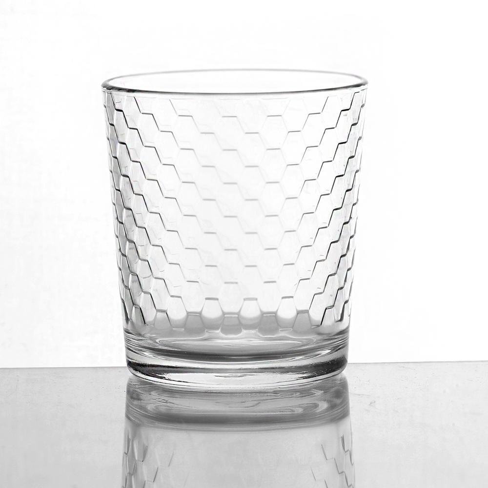 Horizon 13 oz. Double Old Fashion Glass (10-Pack)