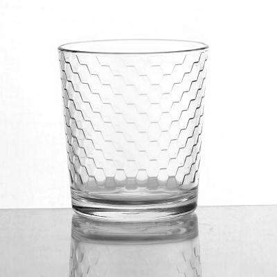 Horizon 13 oz. Double Old Fashion Glass (10-Pack)