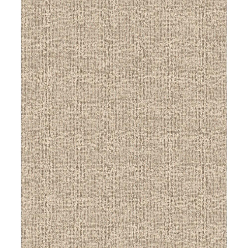 57.8 sq. ft. Vivian Khaki Linen Wallpaper
