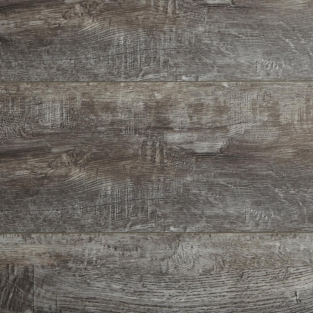 Take Home Sample - Lennar Oak Laminate Flooring - 5 in. x 7 in.