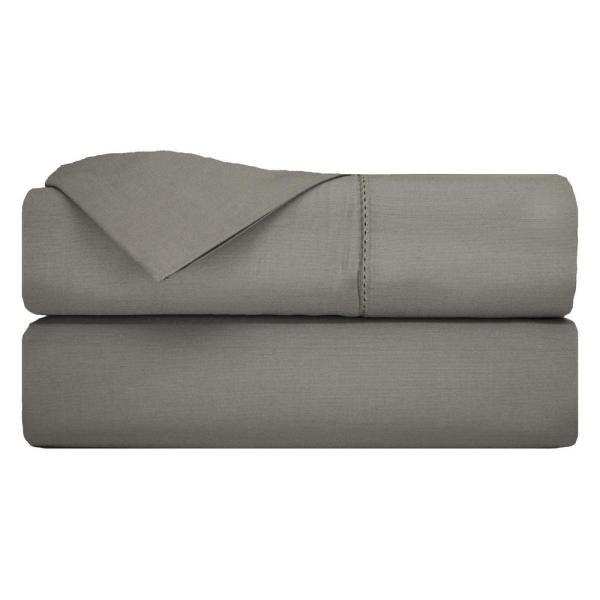 Nouvelle Home Boxwood Lane 800 Thread Count Charcoal Queen Sheet Set