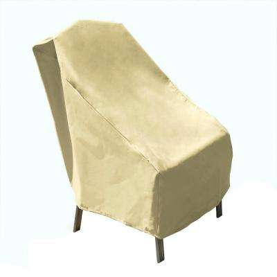 33 in. x 28 in. x 35 in. Patio Chair Cover