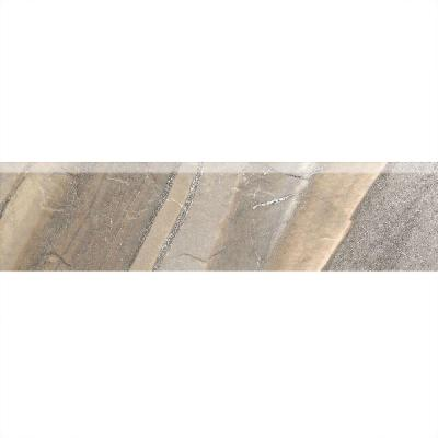 Ayers Rock Majestic Mound 3 in. x 13 in. Glazed Porcelain Bullnose Floor and Wall Tile (0.32 sq. ft. / piece)