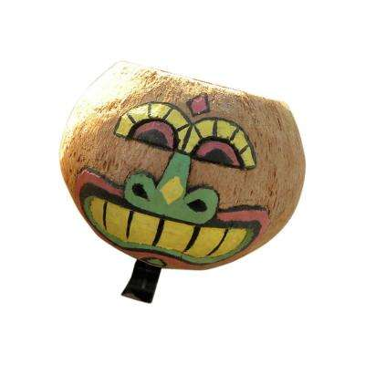 Mad Face Coconut Bicycle Drink Holder