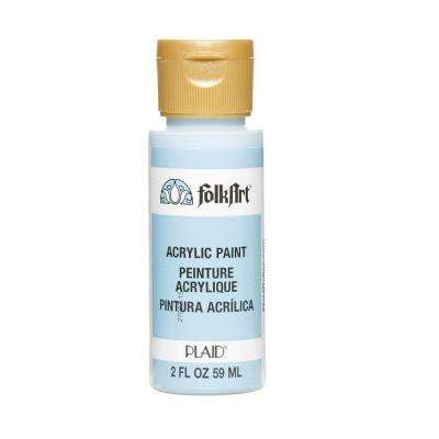 2 oz. Light Blue Acrylic Craft Paint