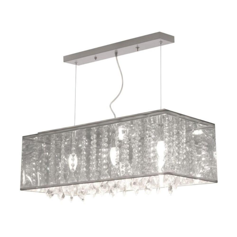Zuo Blast 3 Light Translucent Ceiling Pendant