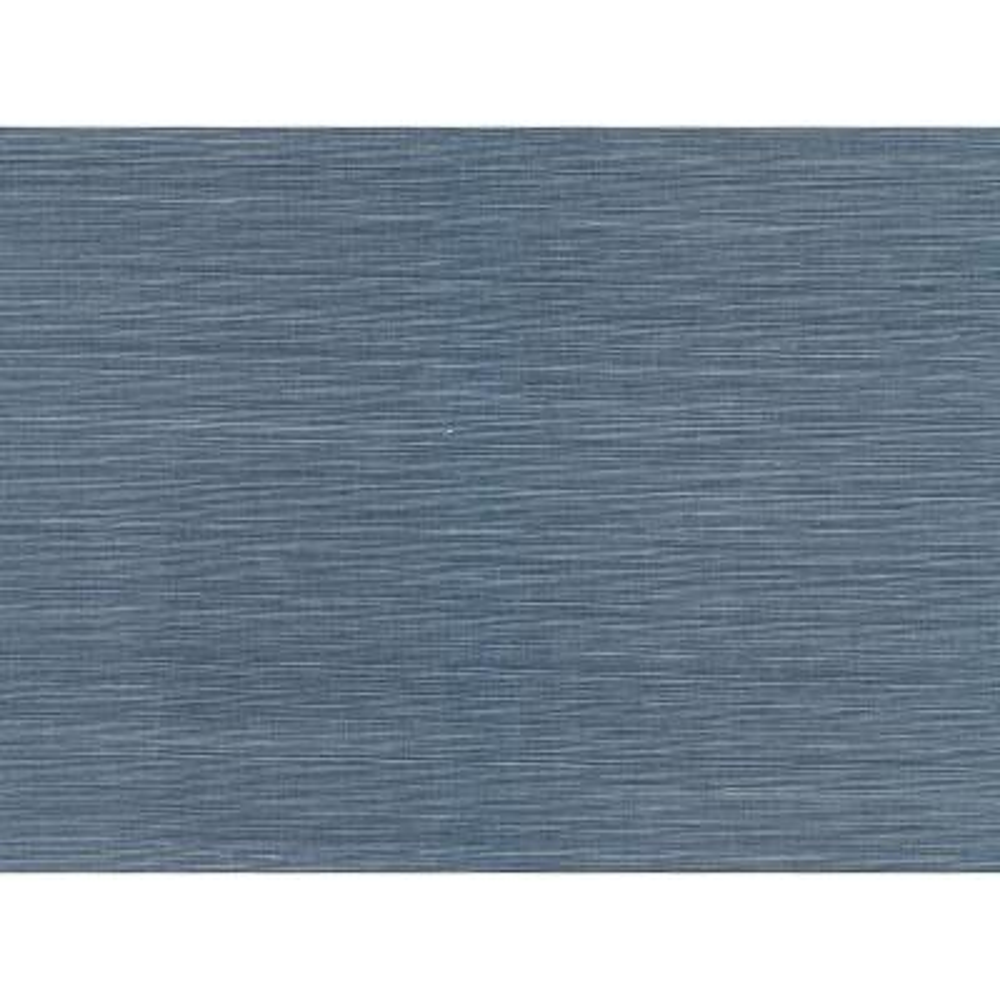 Lamphu Blue Grasscloth Blue Wallpaper Sample