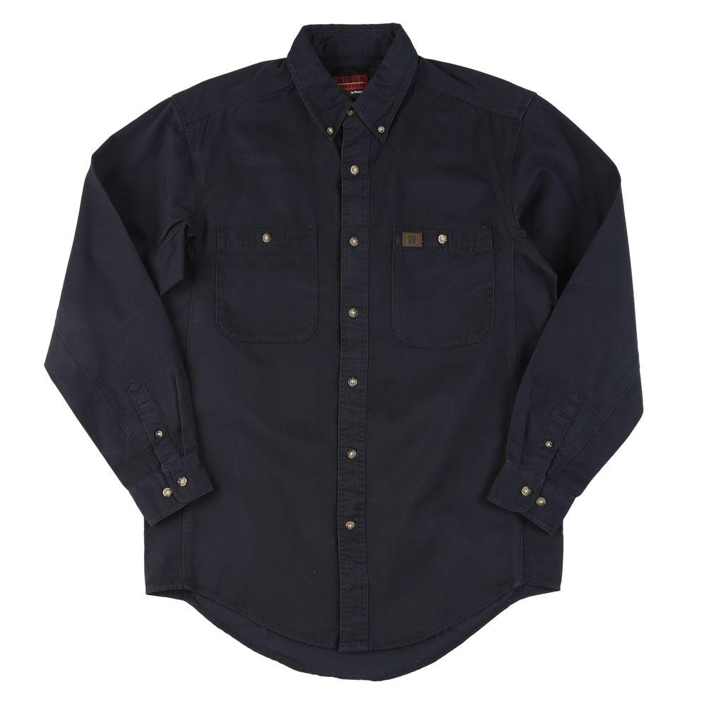 Wrangler XX-Large Men's Logger Shirt