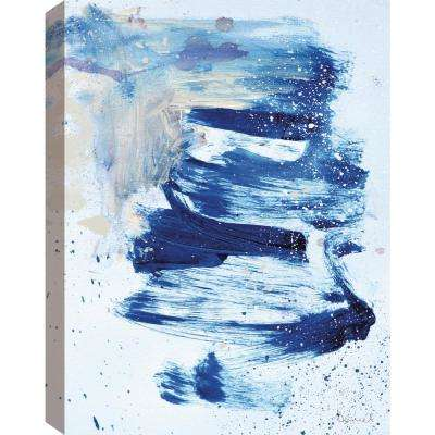 Washed Out Canvas Print by ArtMaison Canada