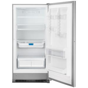 4 Frigidaire Gallery 20 5 Cu Ft Frost Free Upright Freezer Convertible To Refrigerator