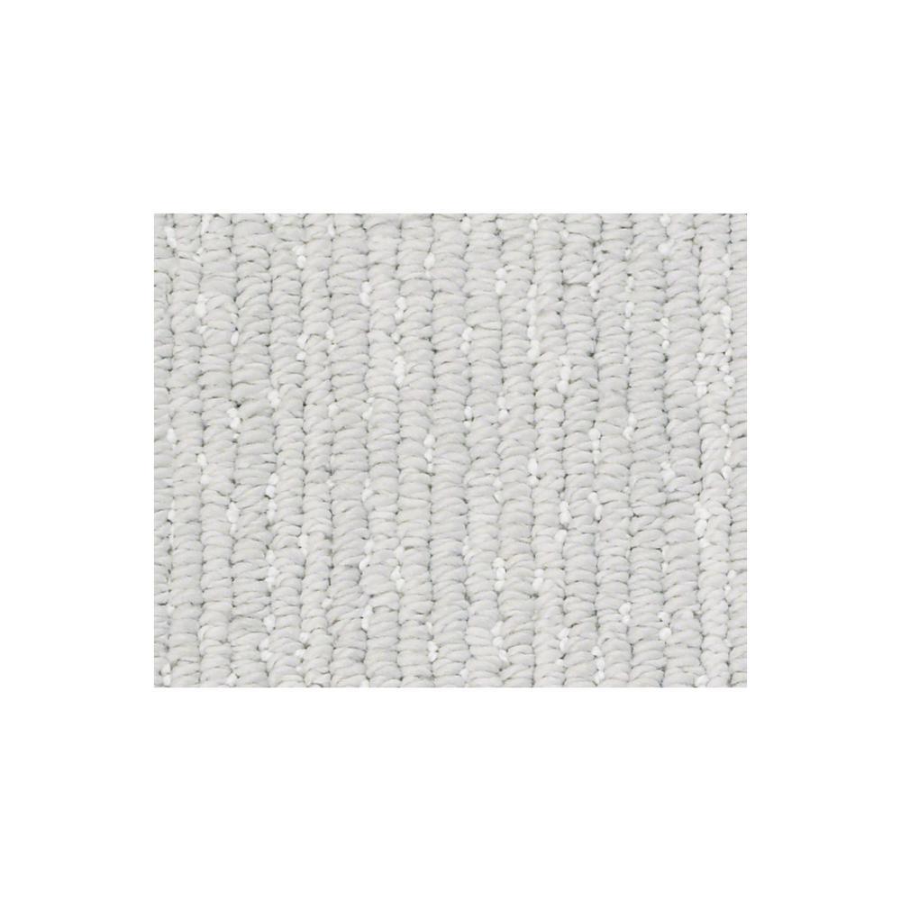 LifeProof Naples - Color Silver Strand Loop 12 ft. Carpet