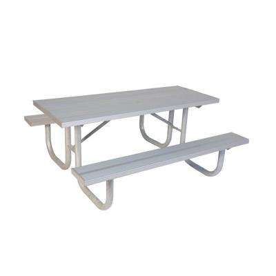 8 ft. Aluminum Commercial Park Portable Table