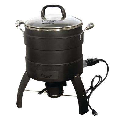 Oil-Free Electric Turkey Fryer and Roaster by Masterbuilt