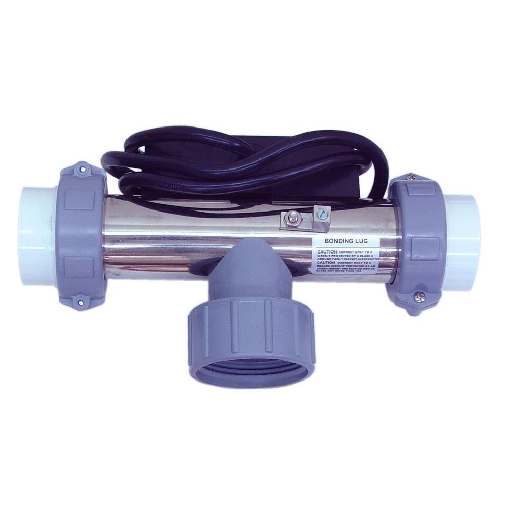 Therm Products 1500-Watt Universal T-Flow Whirlpool Bath Heater