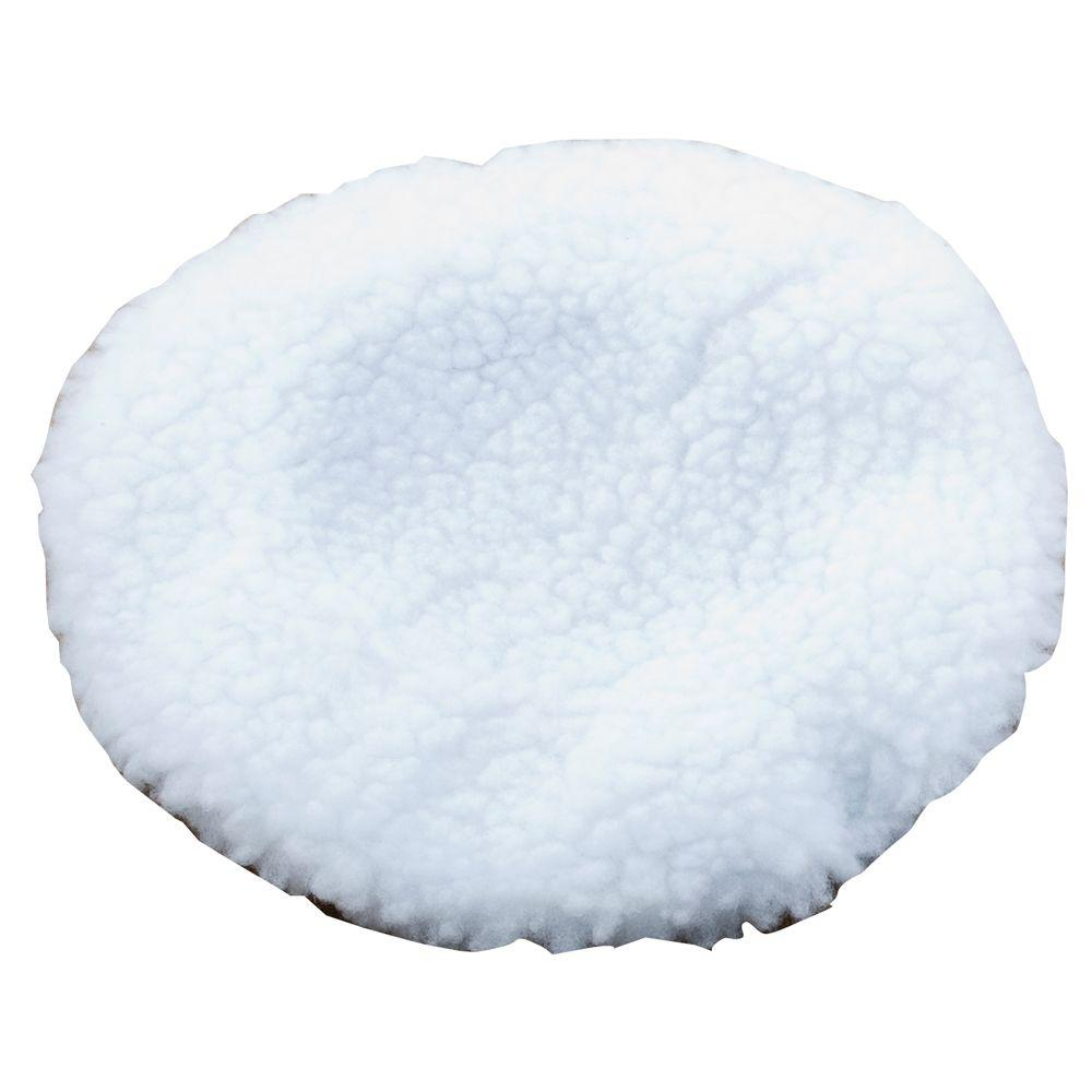Pro Lift 6 in. Lambswool Buffer Pad Cover