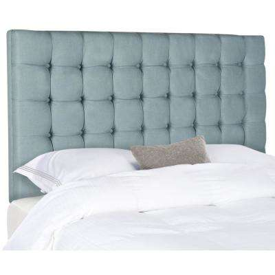 Lamar Slate Blue King Headboard