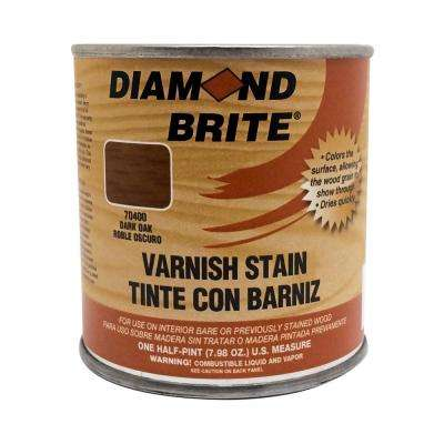 1/2 pt. Dark Oak Oil-Based Interior Varnish Stain