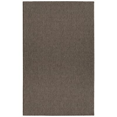 Terracina Slate 10 ft. x 14 ft. Solid Indoor/Outdoor Area Rug