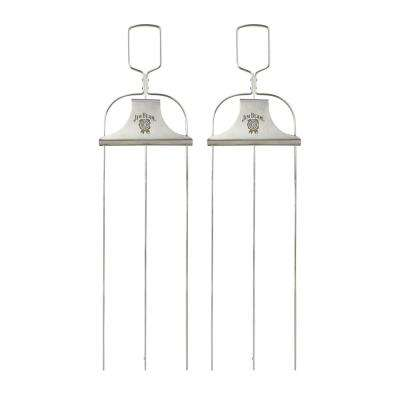 Stainless Steel 3 Prong Skewers 2 Pack