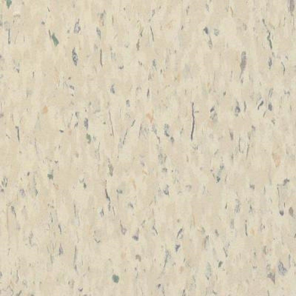Take Home Sample - Multi Faire White Excelon Vinyl Tile - 6 in. x 6 in.