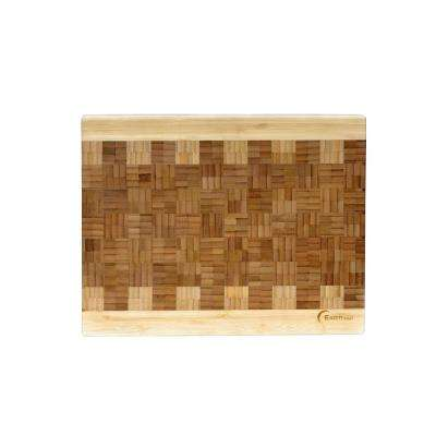 EarthChef Medium Size Bamboo Chop Block