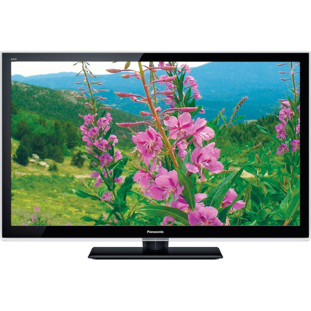 Panasonic Smart VIERA 47 in. Class LED 1080p 360Hz HDTV-DISCONTINUED