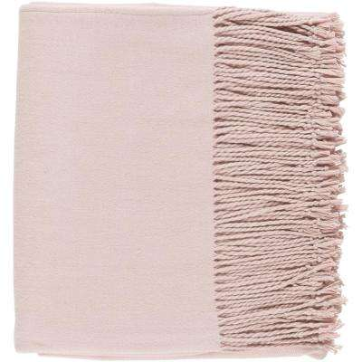 Dunton Blush Throw
