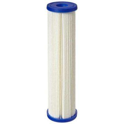 ECP20-10 9-3/4 in. x 2-5/8 in. Pleated Sediment Water Filter