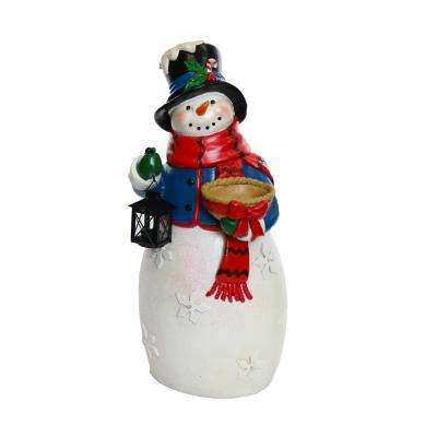 Snowman christmas yard decorations outdoor christmas for Home depot christmas decorations
