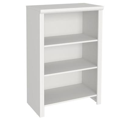 Impressions 25 in. W White Base Organizer for Wood Closet System