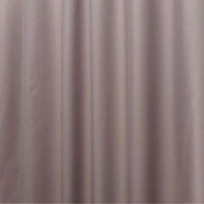 72 in. Poly Waterproof Shower Curtain Liner in Gray