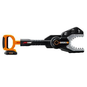 Worx 6 inch 20-Volt Lithium-Ion Cordless Jaw Chainsaw by Worx