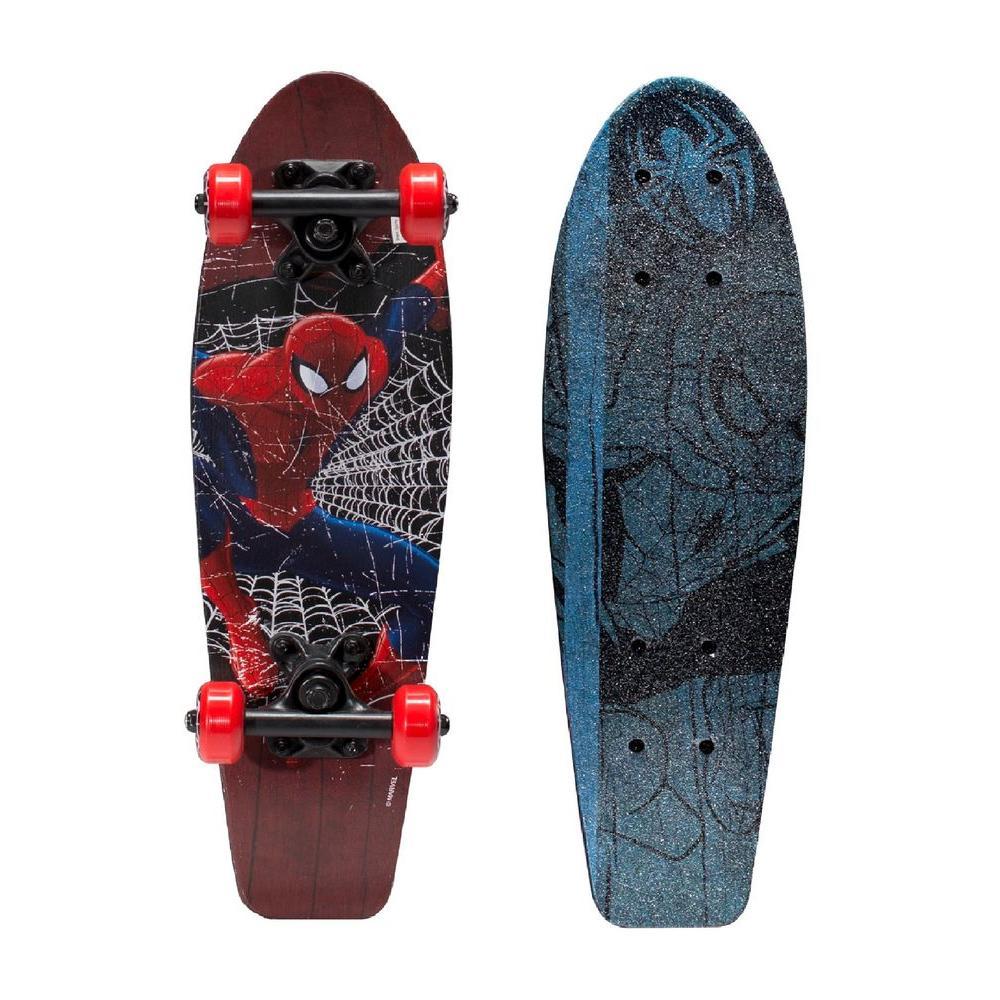 Spiderman Ultimate 21 in. Wood Skateboard